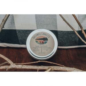 Rustic Farmhouse Soy Candle