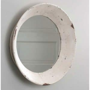 DUTCH STYLE ROUND WALL MIRROR