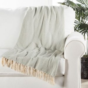 Seabreeze Mineral Blue Throw