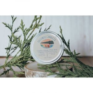 Vaughan Woods White Birch Soy Candle